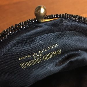 Vintage Bags - Bergdorf -Goodman Coin Purse